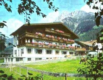 Gästehaus Perktold - Apartment mit 2 Schlafzimmern