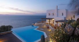 Exklusive Villa mit Strand-Privatzugang, BBQ, Infinitypool mit Meerespanorama