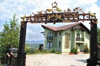 Casa din Bran Villas - Familienzimmer