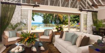 Luxusvilla mit tropischem Garten, Meerespanorama, exklusive Inklusivleistungen