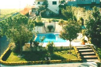 Villa d'Arcos - Familienzimmer