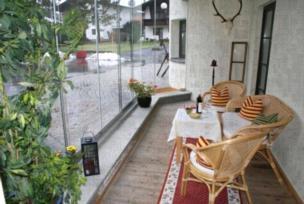 Der Schlösslhof - Komfort Apartment mit 1 Schlafzimmer