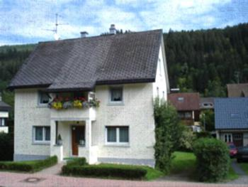 Haus Barbara Ott (St Blasien). NR-Ferienwohnung im DG, 35qm, 1 Schlafzimmer, max. 2 Personen