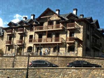 Apartamentos Turisticos Lavedan - Apartment mit 1 Schlafzimmer (2 Erwachsene)