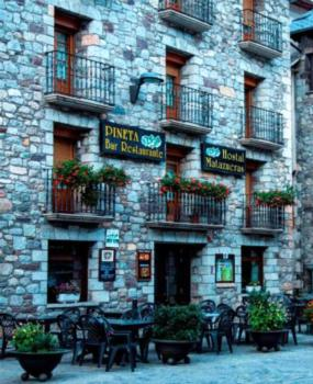 Hostal Matazueras - Apartment (4 Erwachsene)