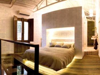 HomeSuiteHome Córdoba - Maisonette-Apartment mit 1 Schlafzimmer (2-4 Erwachsene)