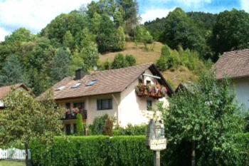 Haus Weiss (Oberwolfach). Ferienwohnung, 70qm, 2 Schlafräume, max. 4 Personen