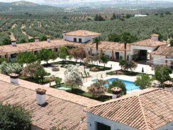 Cortijo de Frías - Apartment mit 4 Schlafzimmern (6 Erwachsene)