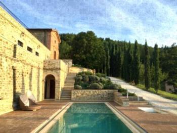 Relais Monastero Di San Biagio - Apartment (2 Erwachsene) - Nebengebäude