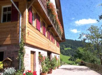 Martinhansenhof (Oberwolfach). Nichtraucher-Ferienwohnung, 60qm, max. 4 Personen