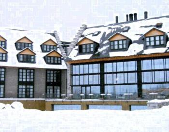 Apartamentos HG Cerler - Apartment mit 2 Schlafzimmern (4-6 Erwachsene)