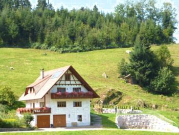 Ferienhof Benz (Kappelrodeck). Ferienwohnung B, 4 Sterne, 80qm, 2 Schlafzimmer