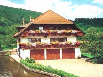Ferienwohnung Mayer (Oberwolfach). Ferienwohnung, 106qm, 3 Schlafzimmer, max. 6 Personen