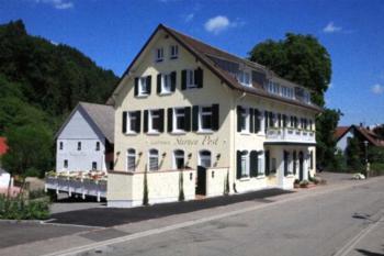 Gasthaus Sternen Post, (Oberried). Ferienwohnung 90qm, 1 Schlafraum, max. 4 Personen