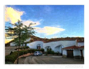Cuevas Del Zenete - Studio (2 Erwachsene)