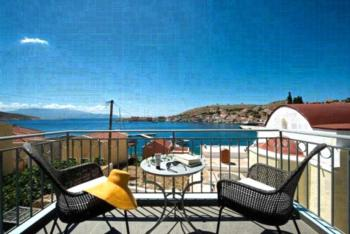 Villa Kalypso - Apartment mit 1 Schlafzimmer