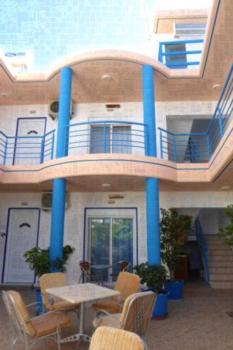 Acapulco Apartments - Apartment mit 1 Schlafzimmer (2 Erwachsene)