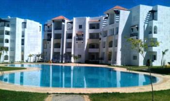 Asilah Seaview Flat Marina Golf - Apartment mit 1 Schlafzimmer (4 Erwachsene)