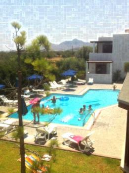 Triantafyllas Apartments - Apartment mit 1 Schlafzimmer (2-4 Erwachsene)