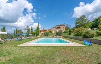 Ferienhaus La Quiete di Montalbano
