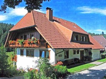 Ferienhof Bühler (Schramberg). Ferienwohnung B, 60qm, 2 Schlafzimmer, max. 4 Personen