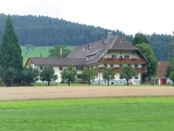 Lehmannshof (Zell am Harmersbach). Ferienwohnung 60qm, 2 Schlafräume , max. 4 Pers.