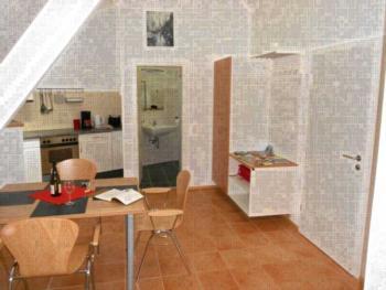 Appartment Schwendemann (Lahr-Sulz). Ferienwohnung, 50qm, 1 Schlafraum, max. 4 Personen
