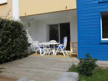 Ferienwohnung Les Maisons Bleues