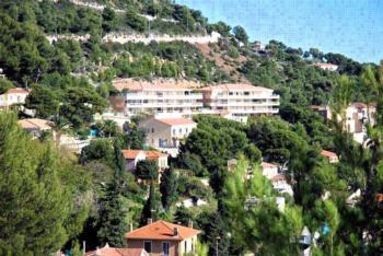 Wohnung in Cap d'Ail