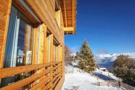 Exklusives Traumchalet auf 1600m, traumhaftes Panorama,  luxuriöse Ausstattung