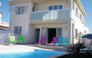 Maison de vacances Montroig-Miami Platja