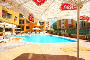 Amadeusz 3, Apartment A31, Sonnenstrand - Apartment mit 2 Schlafzimmer (6 Personen)