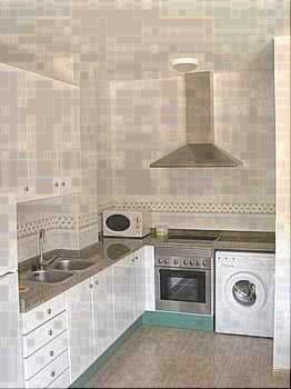 Apartamentos La Muela - Chulilla - Apartamento II 4-5 Pax (2 Hab)