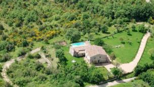 Luxus Villa auf privatem Landgut direkt am Golfplatz
