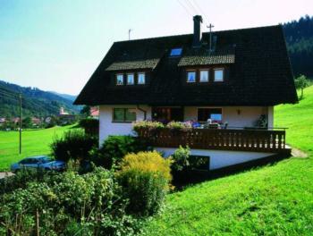 Lehmannshof (Oberwolfach). Ferienwohnung, 124 qm, 3 Schlafräume, max. 6 Personen