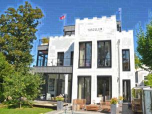 Villa Tusculum F611- Luxusvilla mit Meerblick + Pool - TS
