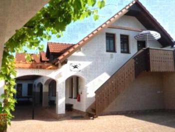 Pension Černý jezdec - Apartment mit 1 Schlafzimmer und Balkon