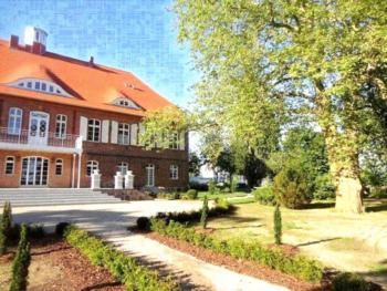 Schloss Pütnitz - Kanuspezial ab 4 Ü (Sept.-Nov.) - Gemütliches Eck am Türmchen