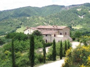 Agriturismo Valle Verde - Apartment mit 2 Schlafzimmern (4 Erwachsene)