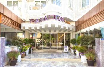 Parador Suite Apart Hotel - Apartment mit 1 Schlafzimmer (4 Erwachsene)