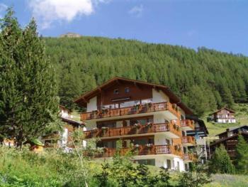Alpenfirn (034A04) 4-Bettwohnung