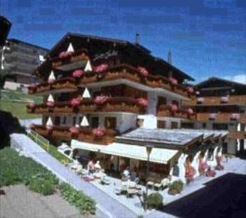 Swiss Chalet (114A07) 2-Bettwohnung