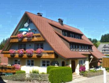 Pension Haus Hubertus - Apartment mit Balkon