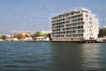 Apartament Tudor's Residence Mamaia - Apartament typu Superior z 1 sypialnią