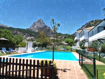 Villa Turistica de Grazalema - Apartment mit 2 Schlafzimmern (2 Erwachsene + 2 Kinder)