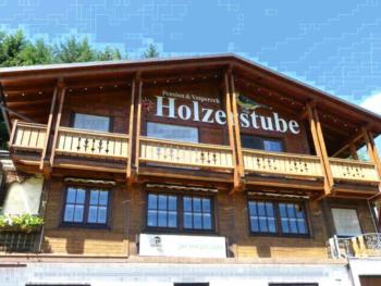 "Pension ""Holzerstube"" - Doppelzimmer 5 mit Balkon"