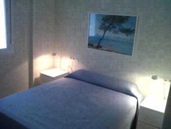 Apartamentos Mirabal - Apartment mit 1 Schlafzimmer und Patio