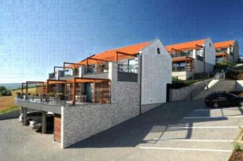 Pálavské Apartmány - Deluxe Maisonette-Apartment mit Seeblick