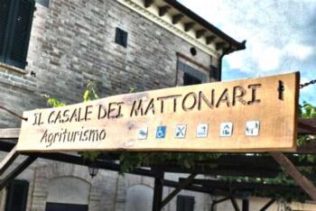 Casale Dei Mattonari - Apartment mit 2 Schlafzimmern