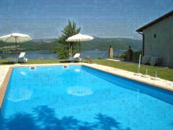Poggio San Giacomo - Apartment mit 1 Schlafzimmer (3 Erwachsene)